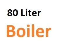 80 Liter Boiler