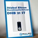 STIEBEL ELTRON DHB 21 ST elektronisch gesteuerter Durchlauferhitzer