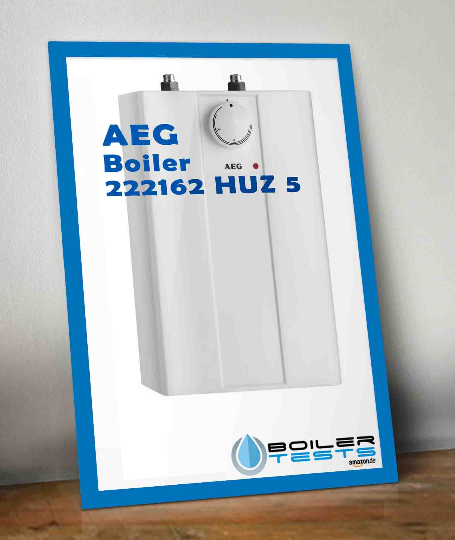 AEG huz 5 Kleinspeicher Boiler