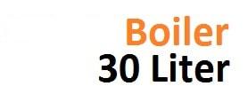 Boiler 30 Liter