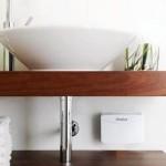 Boiler und Warmwasserspeicher