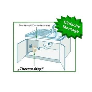 Boiler strom sparen thermo-stop
